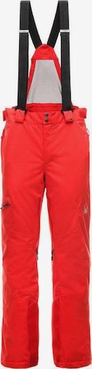 SPYDER Hose in rot, Produktansicht