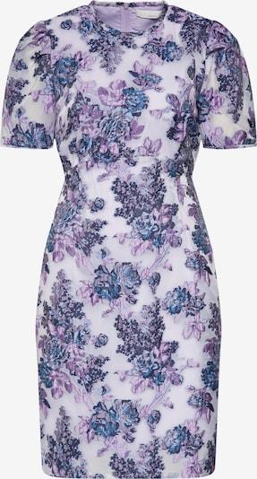 Kokteilinė suknelė 'POSSERA' iš POSTYR , spalva - mėlyna / purpurinė, Prekių apžvalga