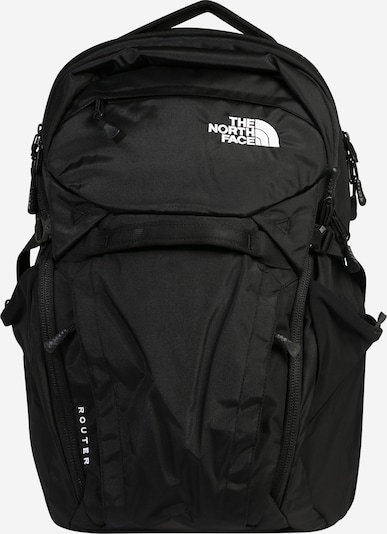 THE NORTH FACE Rucksack 'Router' in schwarz, Produktansicht