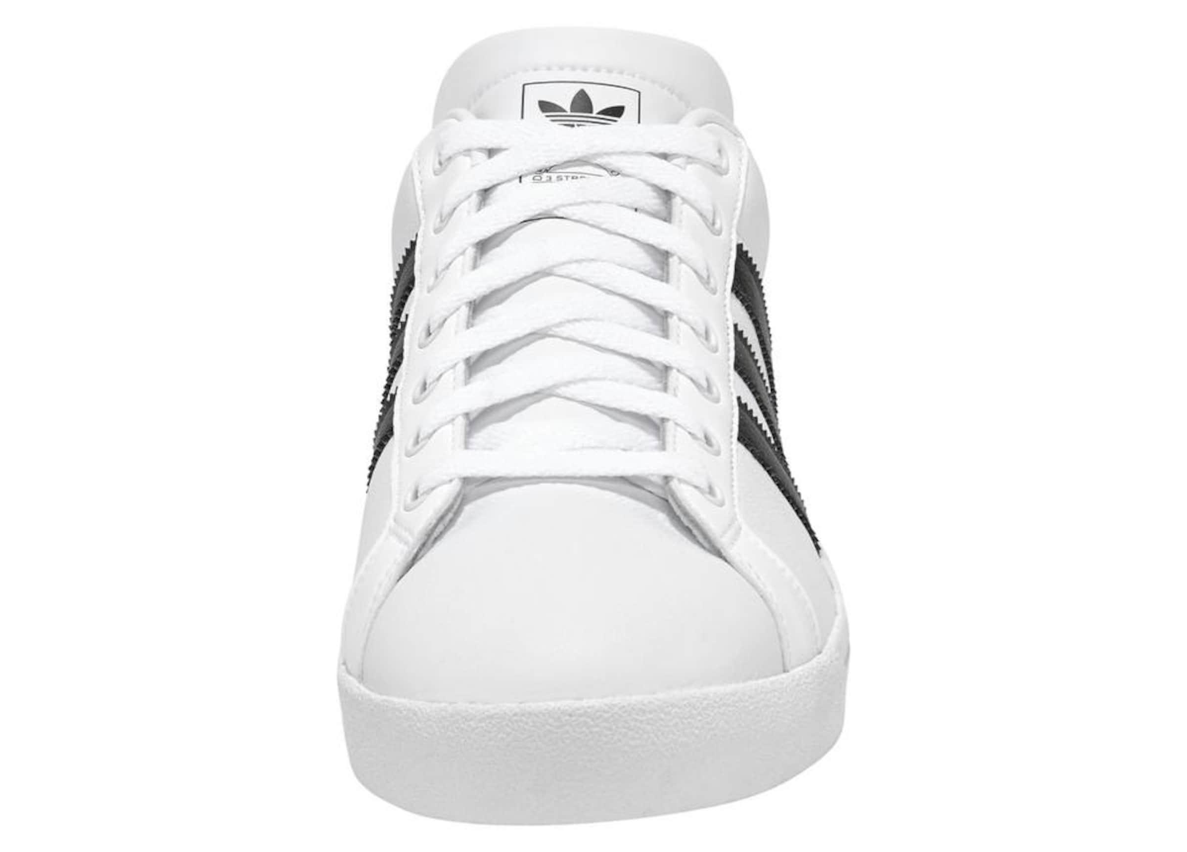 Originals 'coast Adidas Star' SchwarzWeiß Schuh In c3F1TlKJ