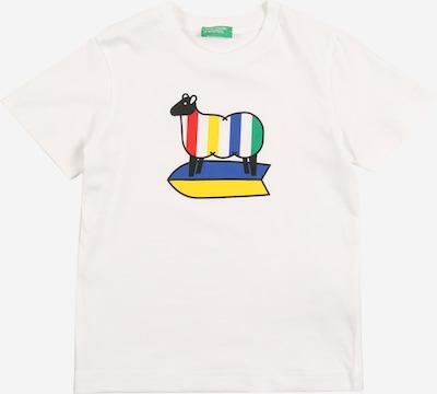 UNITED COLORS OF BENETTON Tričko - zmiešané farby / biela, Produkt
