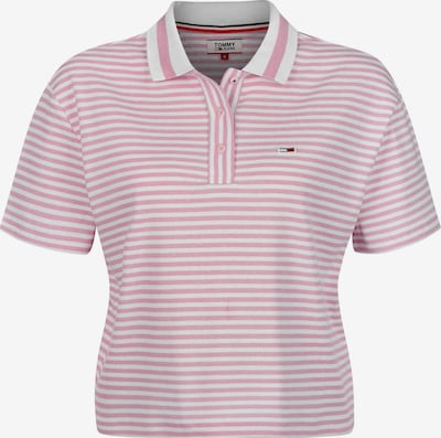 Tommy Jeans Shirt in rosa, Produktansicht