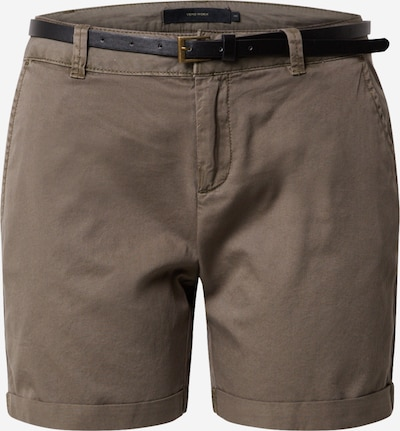 VERO MODA Shorts 'VMFLASH MR CHINO SHORTS NOOS' in braun, Produktansicht