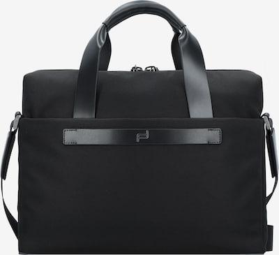 Porsche Design Porte-documents en noir, Vue avec produit