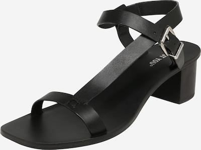 Sandale 'Cora Shoe' ABOUT YOU pe negru, Vizualizare produs