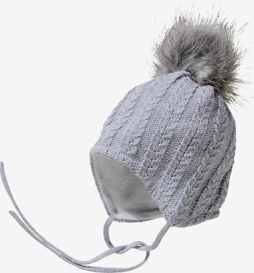 STERNTALER Strickmütze in Grau