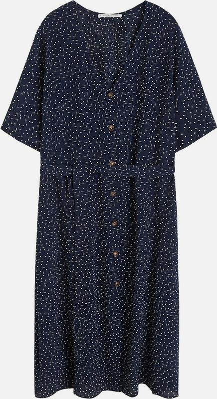 lilaA by Mango Kleid 'Mary' in ultramarinblau  Bequem und günstig