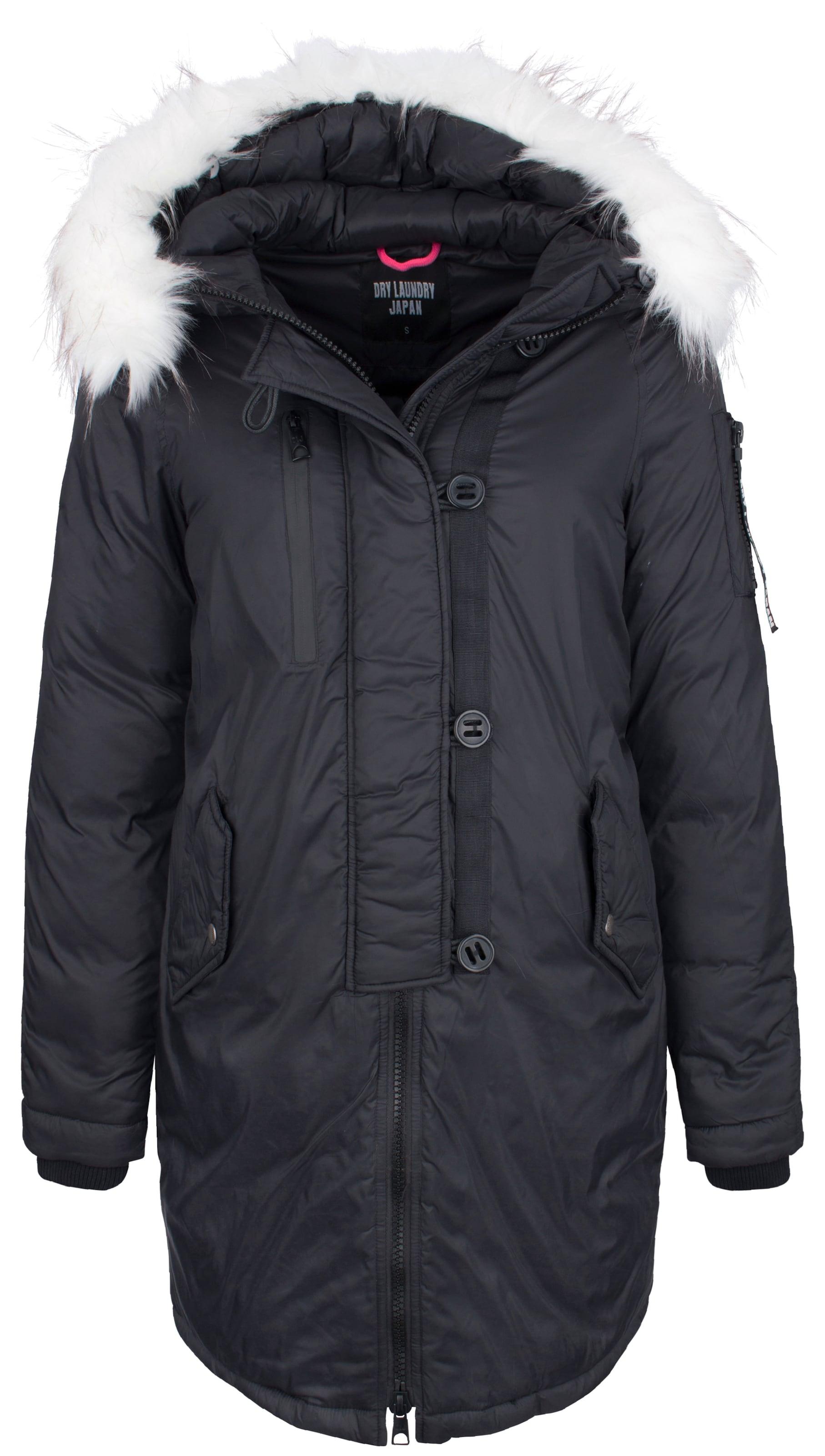 Noir D'hiver Dry Laundry Veste En qSMjVzpGLU
