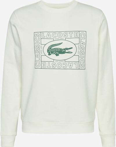 LACOSTE Bluzka sportowa w kolorze zielony / białym, Podgląd produktu