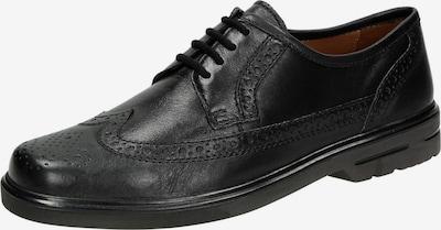 SIOUX Schnürschuh 'Pacco' in schwarz, Produktansicht