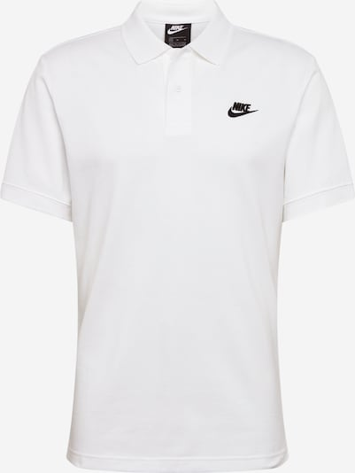 Nike Sportswear Shirt 'M NSW CE POLO MATCHUP PQ' in weiß, Produktansicht