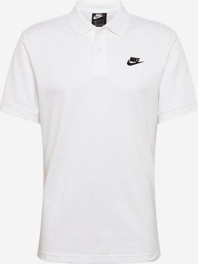 Nike Sportswear Poloshirt 'MATCHUP' in weiß, Produktansicht