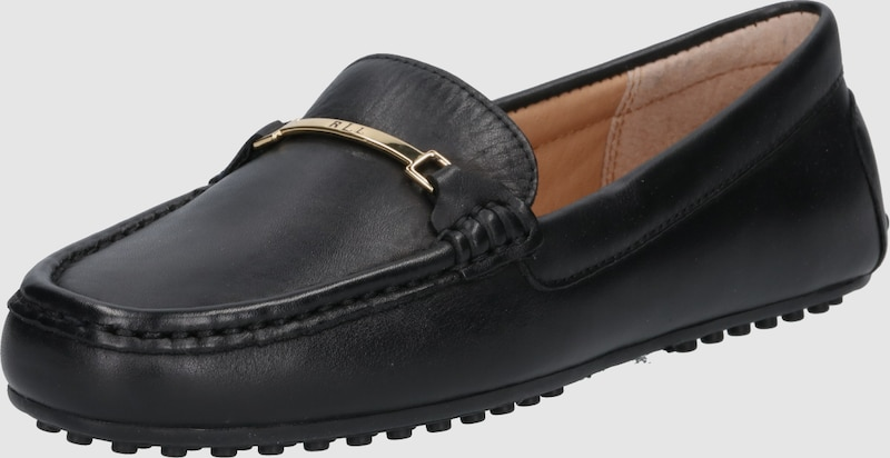 Slipper 'Briony leather'