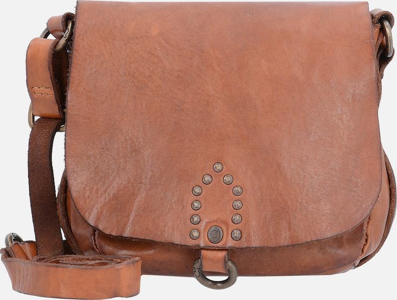 Campomaggi Cacciatorina Mini Bag Umhängetasche Leder 18 cm