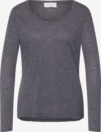 AMERICAN VINTAGE T-shirt en anthracite, Vue avec produit