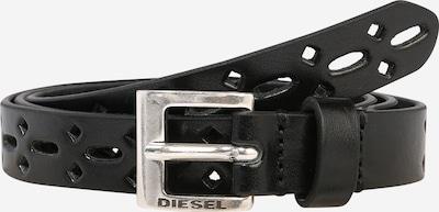 DIESEL Pasek ' B-TIROL - belt' w kolorze czarnym, Podgląd produktu