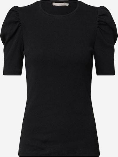 Tricou 'ANNA' PIECES pe negru, Vizualizare produs