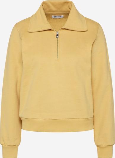 EDITED Sweatshirt 'Reilly' in de kleur Mosterd, Productweergave