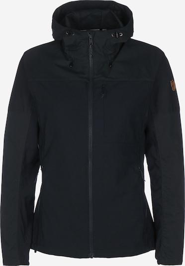 Fjällräven Freizeitjacke 'Abisko Midsummer W' in schwarz, Produktansicht