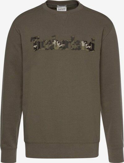 TIMBERLAND Timberland Sweatshirt in khaki, Produktansicht