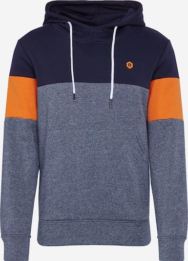 JACK & JONES Sweatshirt 'JCOMART' in dunkelblau, Produktansicht