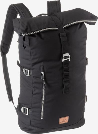 MCKINLEY Daypack 'Daybag London Rolltop 32L' in schwarz, Produktansicht