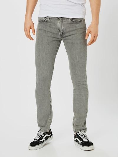 LEVI'S Jeans '519™' in grey denim, Modelansicht