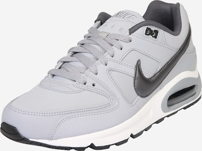 Nike Sportswear Sneaker in hellgrau / dunkelgrau / schwarz / weiß, Produktansicht
