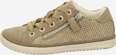 LURCHI Sneaker in taupe: Frontalansicht