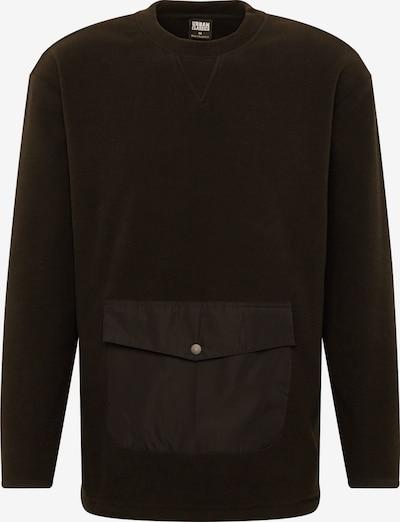 Urban Classics Sweatshirt  'Polar' in schwarz, Produktansicht