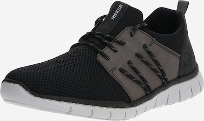 RIEKER Sneaker in nachtblau / grau / schwarz, Produktansicht