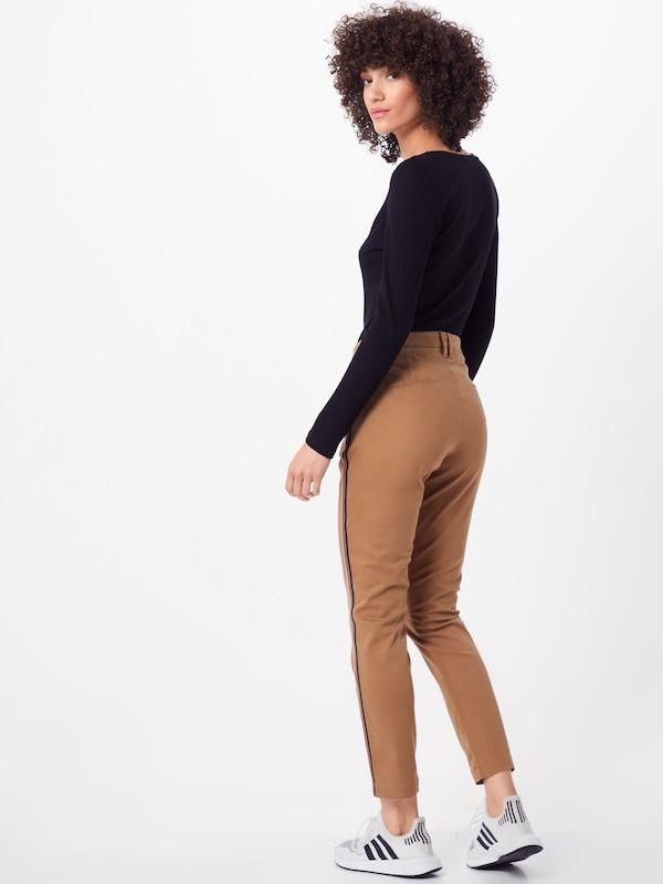 BRAX MABEL - Slim fit jeans khaki