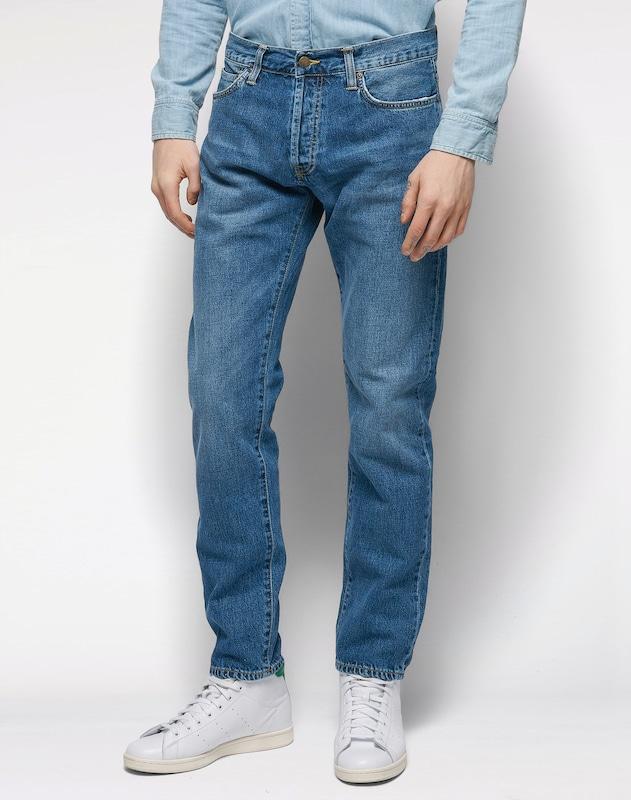 Carhartt WIP Tapered-Fit-Jeans 'Klondike'