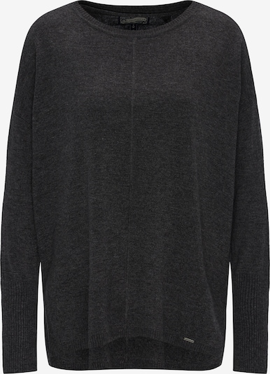 DREIMASTER Pullover in anthrazit, Produktansicht