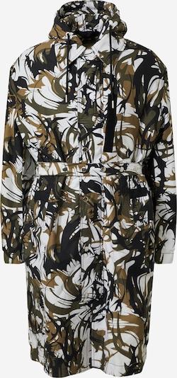 DIESEL Płaszcz przejściowy 'W-TORRENCE' w kolorze oliwkowy / czarny / białym, Podgląd produktu