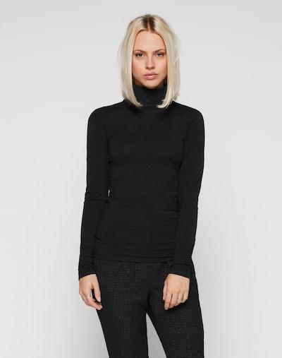 modström Koszulka w kolorze czarnym: Widok z przodu