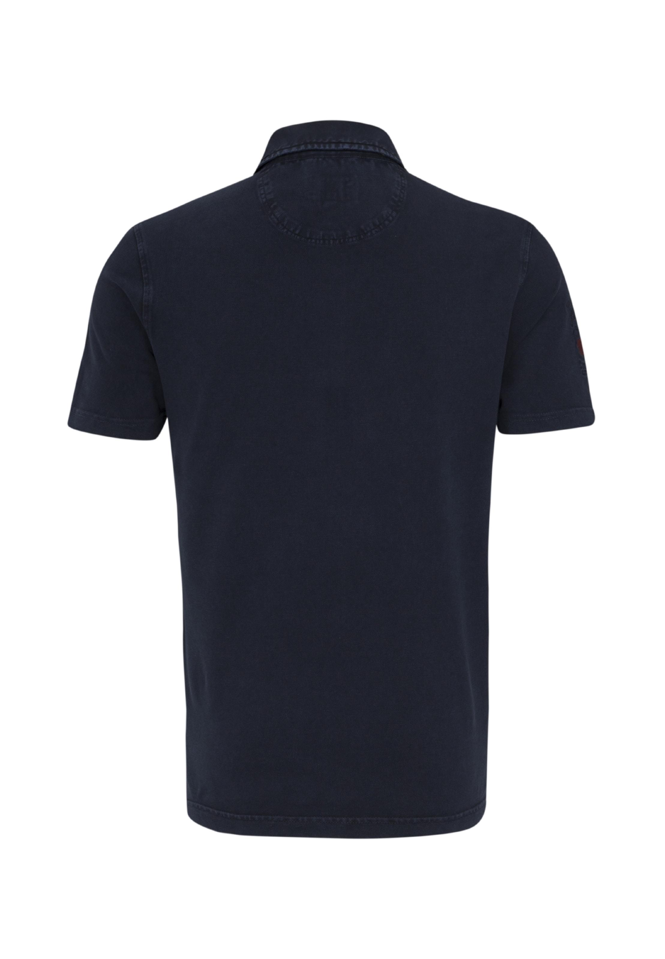 T Bleu Camel Active shirt Marine En rhdtsQC
