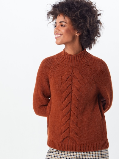ONLY Džemperis 'FREYAH' pieejami oranžs: Priekšējais skats