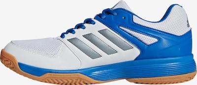 ADIDAS PERFORMANCE Hallenschuhe 'Speedcourt' in blau / weiß, Produktansicht