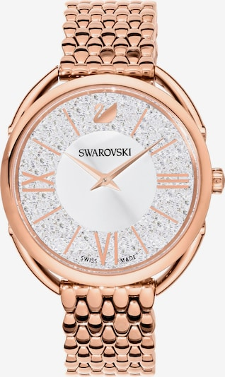 Swarovski Uhr '5452465' in rosegold / weiß, Produktansicht