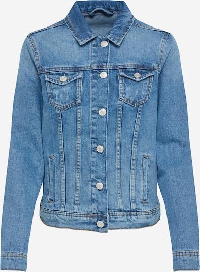 Review Jeansjacke in blue denim, Produktansicht