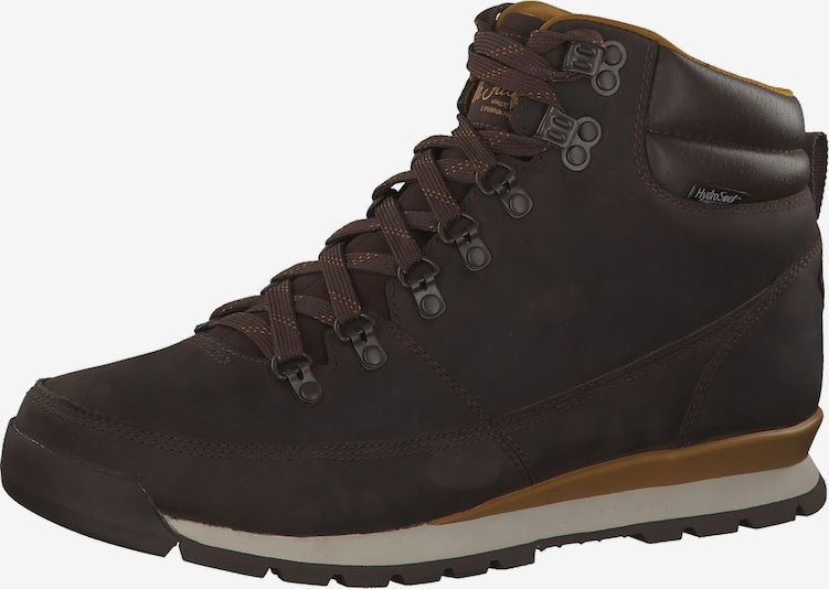 THE NORTH FACE Boots 'Back-to-Berkeley Redux CDL0-KX8' in de kleur Bruin, Productweergave