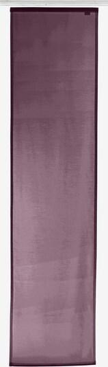 heine Schiebevorhang in lila, Produktansicht