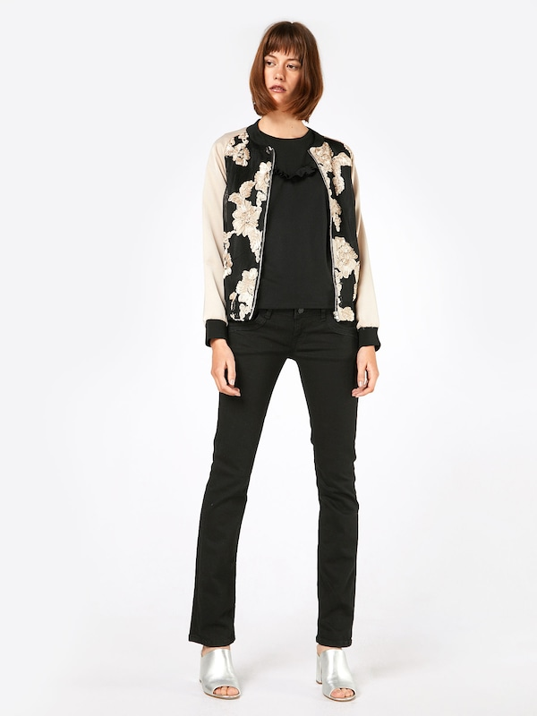 LTB Jeans im Used Look 'Jonquil' in in in schwarz denim  Mode neue Kleidung 373a9f