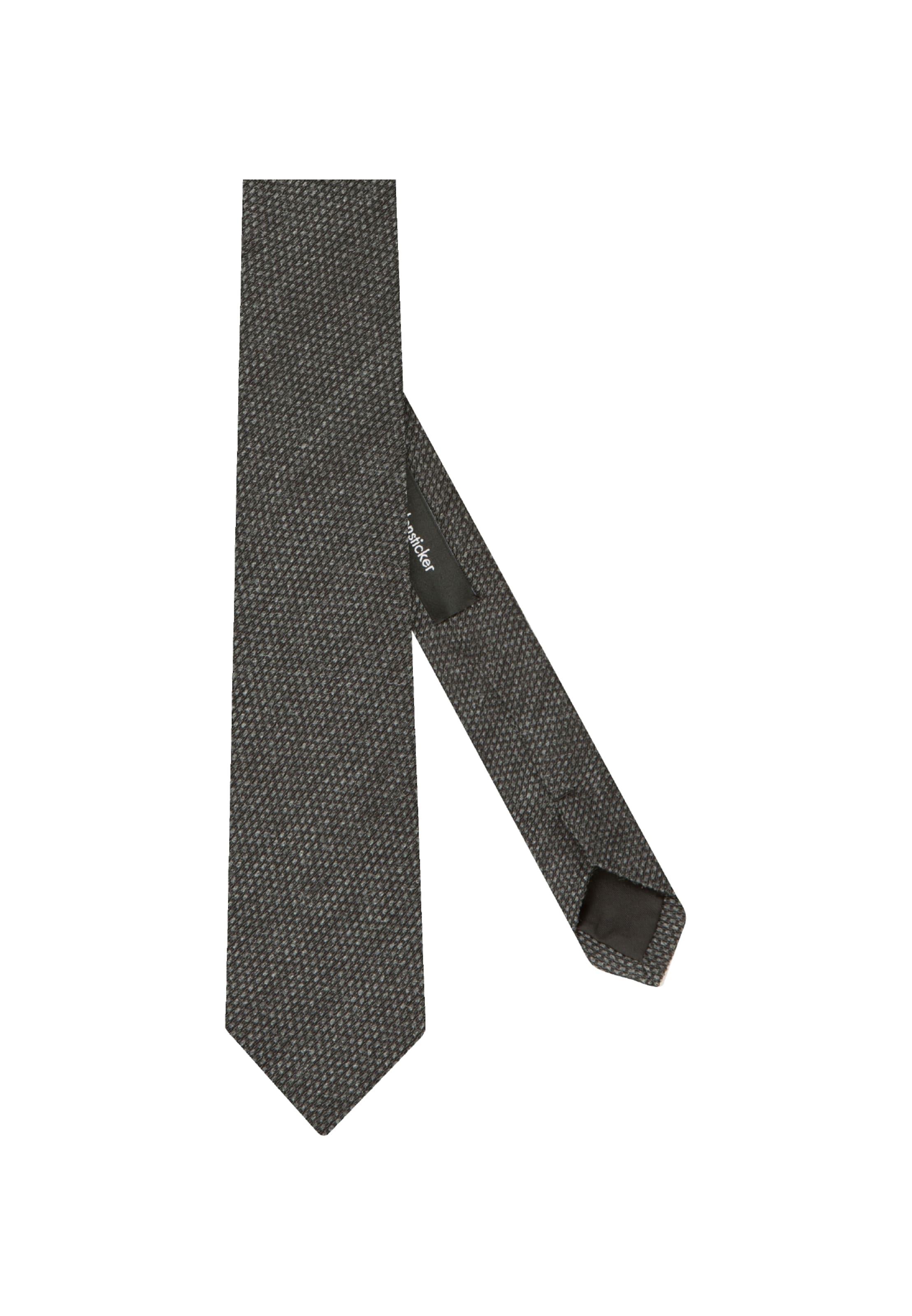 Krawatte Seidensticker Rose' In Schwarz 'schwarze eW29YbHEDI