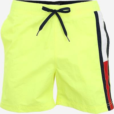 Tommy Hilfiger Underwear Zwemshorts in de kleur Neongeel, Productweergave