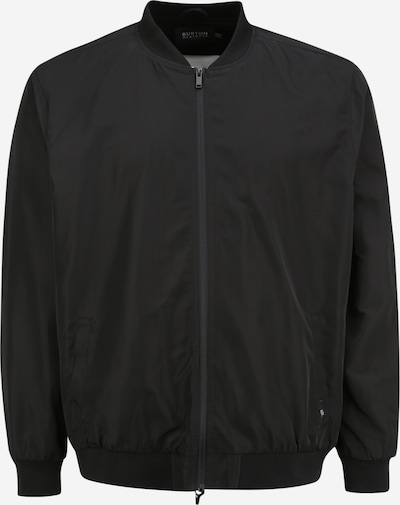 BURTON MENSWEAR LONDON (Big & Tall) Bomberjacke 'CORE' in schwarz, Produktansicht