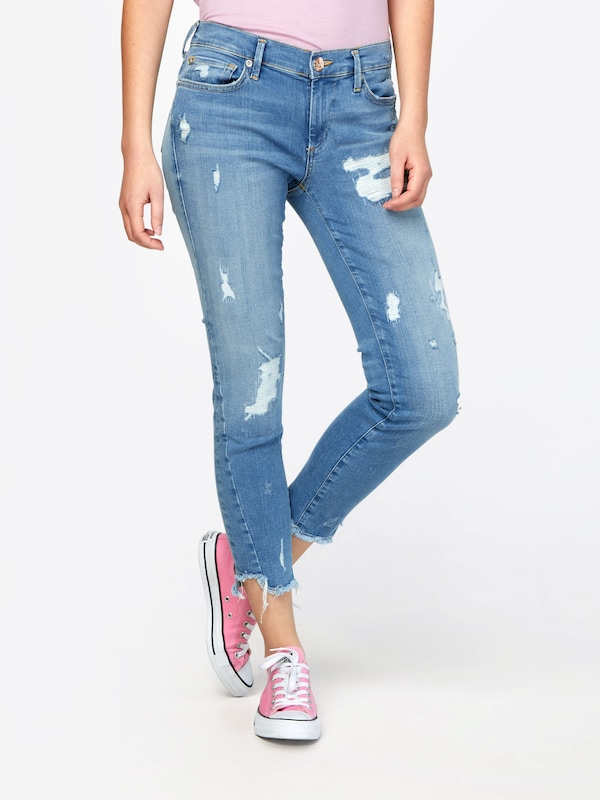 True Religion Mid Waist Jeans 'HALLE SPECIAL'