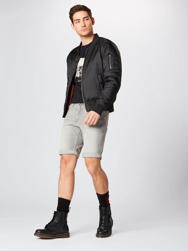 Mélange CouleursNoir En Calvin Graphic Tee' Jeans shirt 'lake De Klein T XuPZkiO