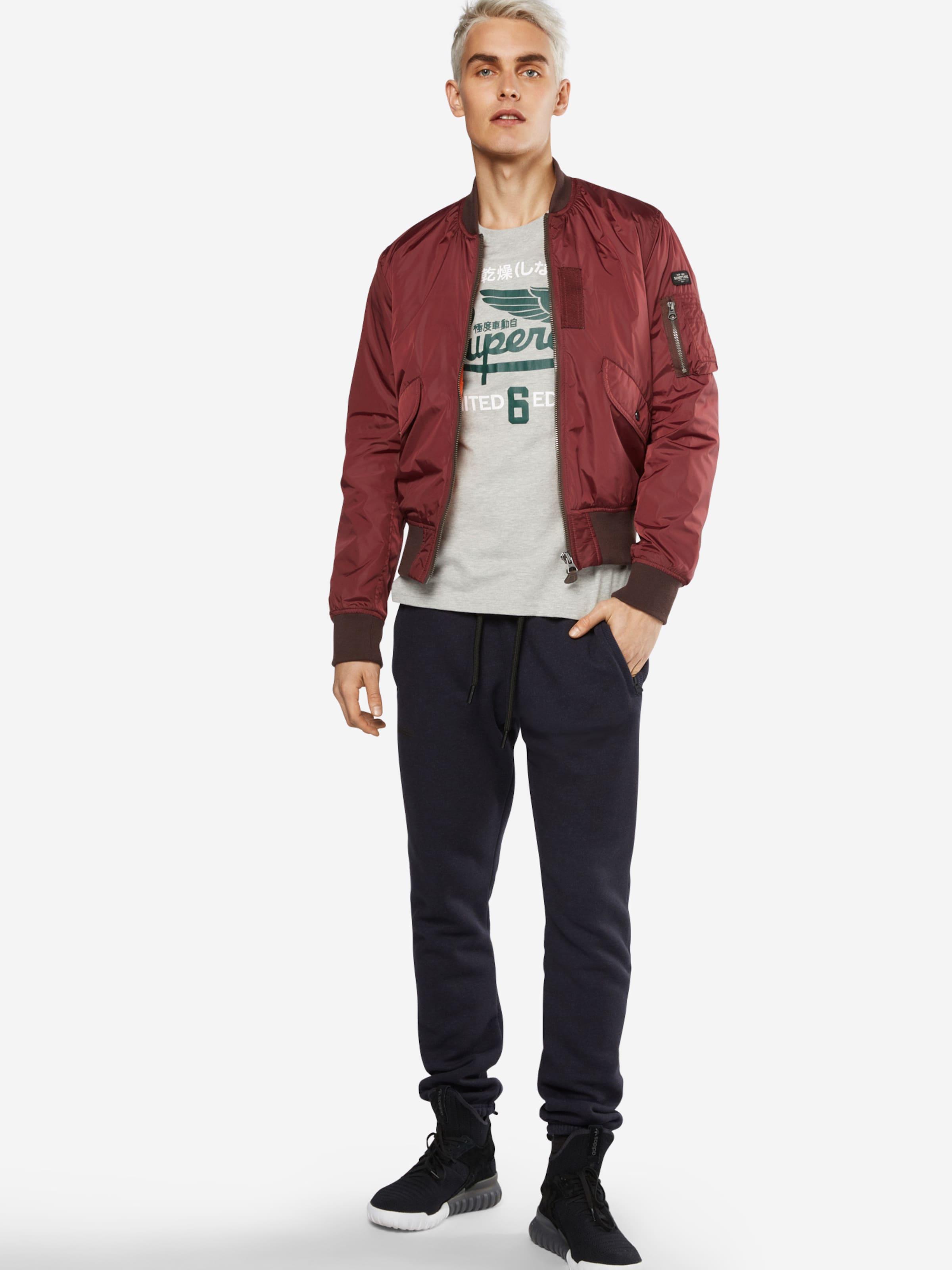 Superdry Bedrucktes Shirt 'LIMITED ICARUS TEE' Online Blättern Freies Verschiffen Schnelle Lieferung Spielraum Gut Verkaufen eVWLW6FCBR